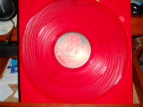 accolade---age of wonder e.p. trance mix vinil u boji