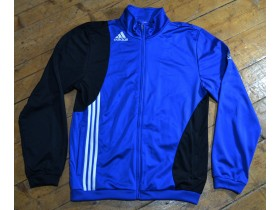 adidas: black and blue