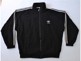adidas : whiter stries retro black