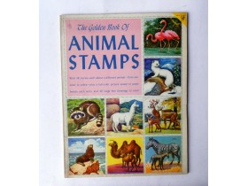 album ANIMAL STAMPS  1955.g   Printed in USA