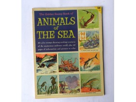 album ANIMALS of the SEA 1956.g   Printed in USA Sim