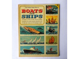 album BOATS and SHIPS  1955.g  USA
