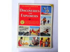 album DISCOVERIES and EXPLORERS 1955.g USA