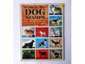 album DOG STAMPS 1953.g   Printed in USA