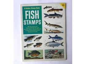 album FISH STAMPS 1957.g   Printed in USA