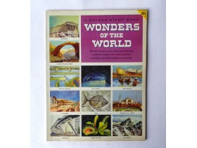 album WONDERS of the WORLD 1953.g   Printed in USA