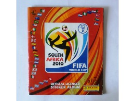 album panini FIFA world cup SOUTH AFRICA 2010 PUN