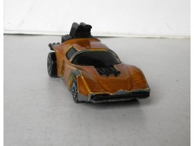 auto Hot Wheels FLAME RUNNER Made in Malaysia 1983.g