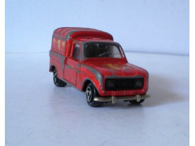 auto MAJORETTE RENAULT 4 L Made in France