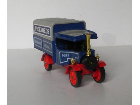 auto Matchbox FODEm STEAM lorry Made in England