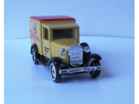 auto Matchbox FORD model A Made in England 1981.god.