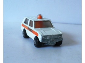 auto Matchbox POLICE PATROL Made in England 1975. g