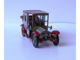auto Matchbox ROLLS-ROYCE 1912 Made in England