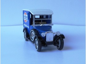 auto Matchbox TALBOT VAN 1927  Made in England 1978.g