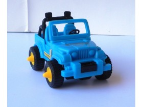 auto ORIENTAL TOYS  JEEP Made in China