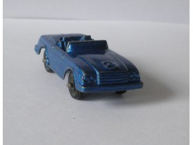auto Tootsietoy MERCEDES Made in U.S.A.