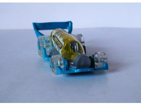 auto hot wheels CARBONATOR  Made in Malaysia 2008.