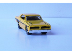 auto hot wheels CHRYSLER Made in Malaysia 2013.