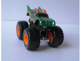 auto hot wheels MONSTER JAM Made in Thailand