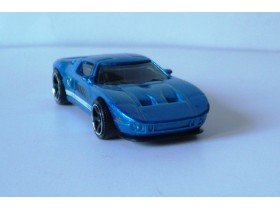 auto matchbox FORD GT Made in Thailand 2004.g