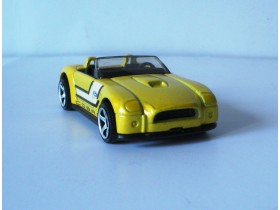 auto matchbox FORD SHELBY Made in Thailand 2004.g