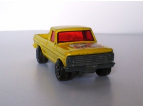 auto matchbox WILD LIFE TRUCK  Made in England 1973.