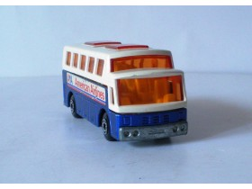 autobus Matchbox AIRPORT COACH Made in England 1977.