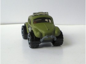 autobus matchbox BEETLE 4x4  Made in Thailand 2000.god.