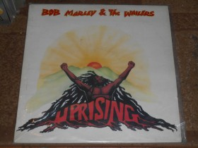 bob marley+the wailers - uprising MINT !!!