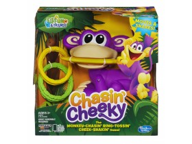 cheeky monkey interaktivna igracka! hasbro original!