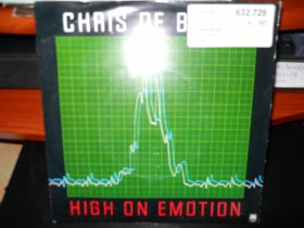 chris de burgh---high on emotion