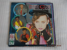 culture club/colour by numbers