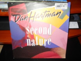 dan hartman--second nature