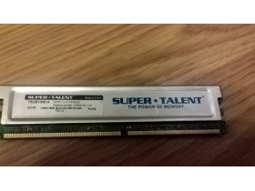 ddr2 1gb super talent pc2-4200ispravna