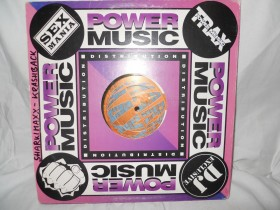 dj.exclusive-power music-vinil u boji