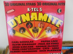 dynamite--20 original hits and stars