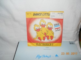 electronicas--dance little bird gold in holland