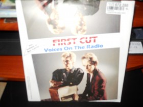 first cut---voices on the radio 1987g