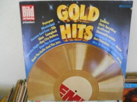 gold hits-original stars and hits 1976g