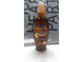 hawaiian cocktail dark tanning oil 20 spf 200 ml