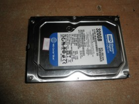 hdd 320g WD