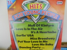 hits for young people