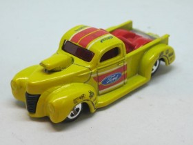 hot wheels ford '40 pro-stock pickup
