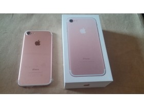 iPhone 7 128 GB Rose Gold