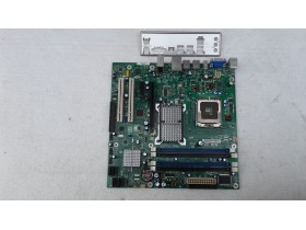 intel buffalo creek dg33bu soket775 ddr2 ispravna