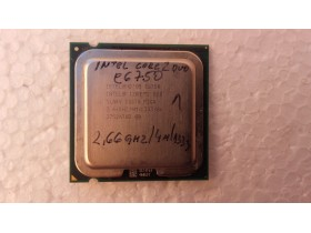 intel core2duo e6750 2.66ghz/4m/1333 ispravan br1