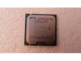 intel core2quad q8200 2.33ghz/4m/1333 ispravan br4