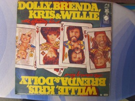 kris. willie . dolly and brenda 2 l.p.
