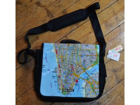 map bag: New York