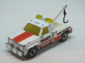 matchbox GMC wrecker